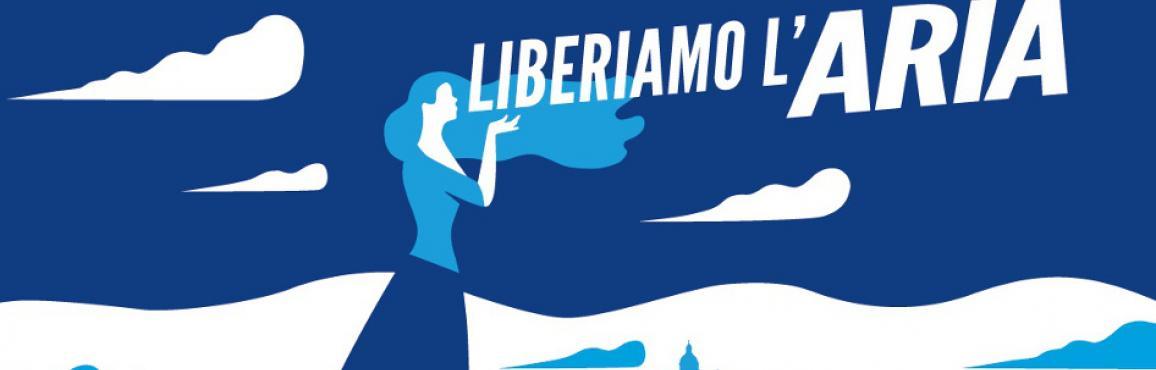 Immagine campagna Liberiamo l'aria