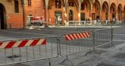Transenne per chiusura Piazza Verdi